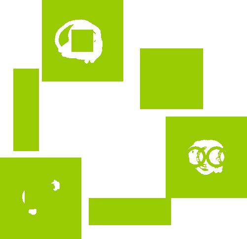 Parrelationens tre delar
