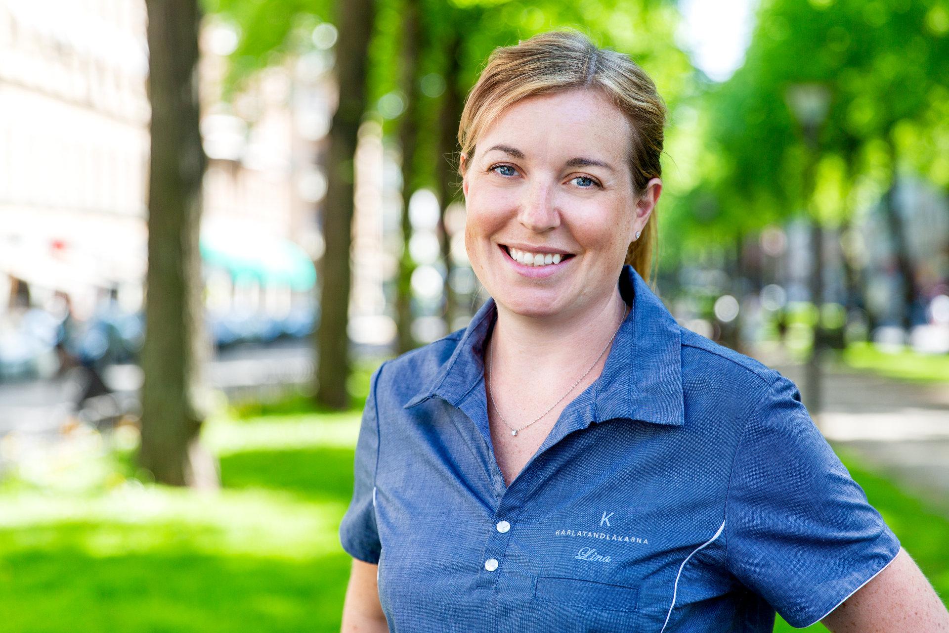 Lina Holmbom