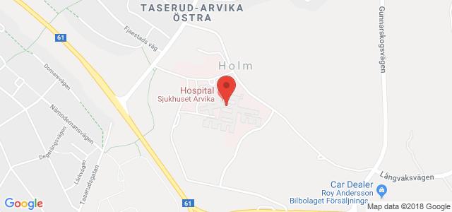 Karta Arvika Kommun.Diabetesmottagningen Arvika Taserud Arvika Ostra Mer Info Och