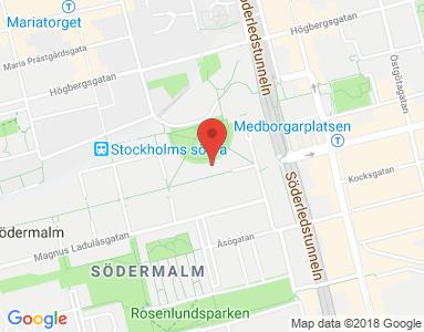 helkroppsmassage malmö stockholm city karta