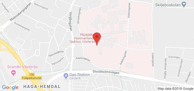 Kvinnokliniken Akademiska Sjukhuset Uppsala Karta.Ortopedkliniken Vastmanlands Sjukhus Vasteras Haga Hemdal Mer