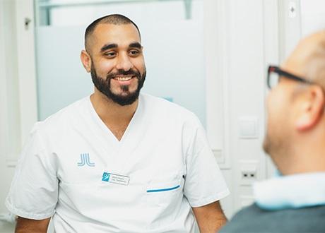 sista minuten tandläkare stockholm