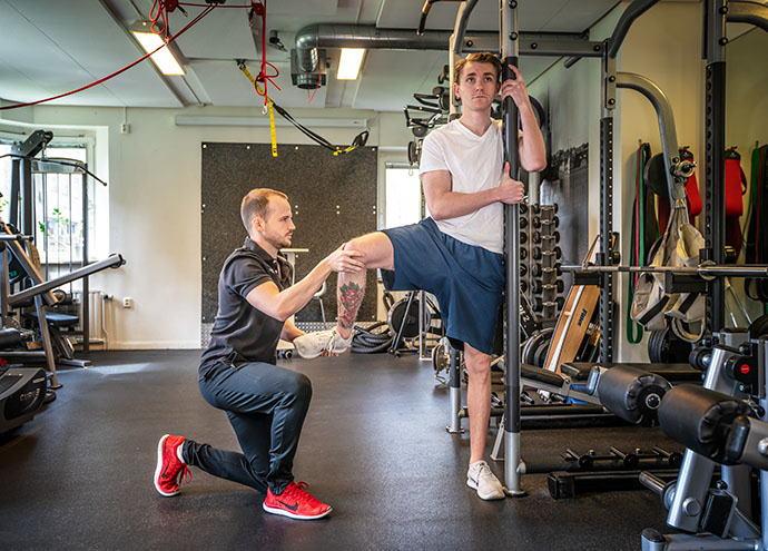 kortison och träning