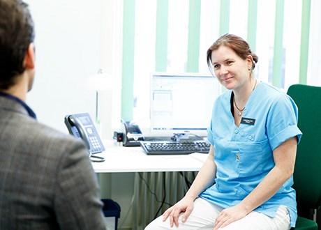gynekolog klimakteriebesvär stockholm