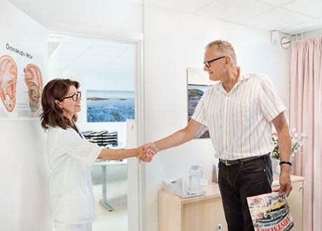vad ingår i en hälsokontroll