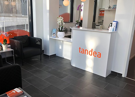tandea-barkarby-reception
