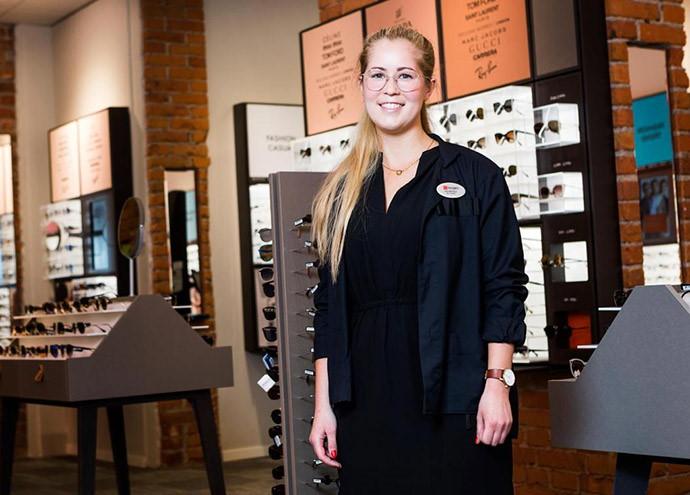 Glasögonbutiker I Göteborg