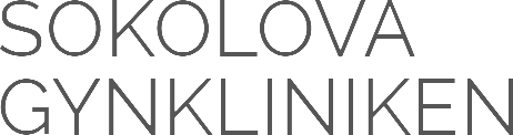 Sokolova Gynkliniken - Logga